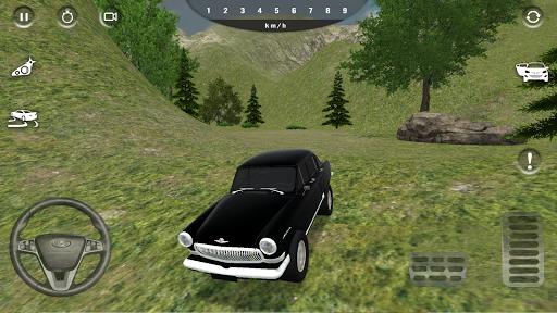 Russian Car Simulator 2.0.1 screenshots 8