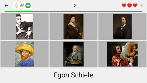 Famous People - History Quiz about Great Persons 3.2.0 screenshots 4