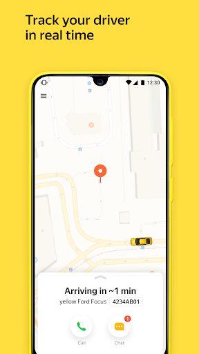 Yandex Go u2014 taxi and delivery 4.17.1 Screenshots 6