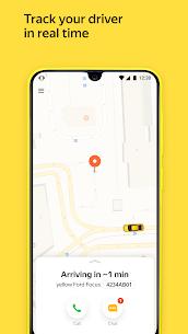 Yandex Go Taksi ve Teslimat Full Apk İndir 6