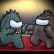 Godzilla Vs Kong Imposter Role Mod In Among Us