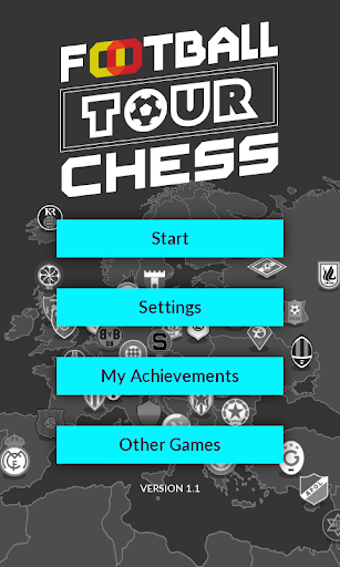 Football Tour Chess 1.6.2 screenshots 5