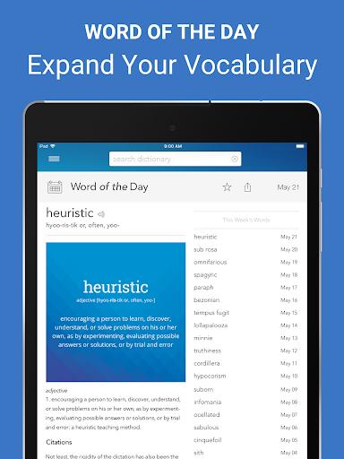Dictionary.com Premium  screenshots 14