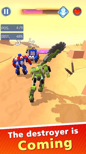 Clash of Autobots : Wild Racing screenshots 3