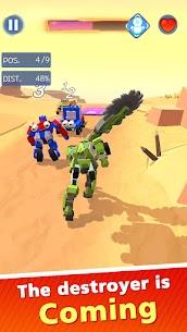 Clash of Autobots : Wild Racing 3