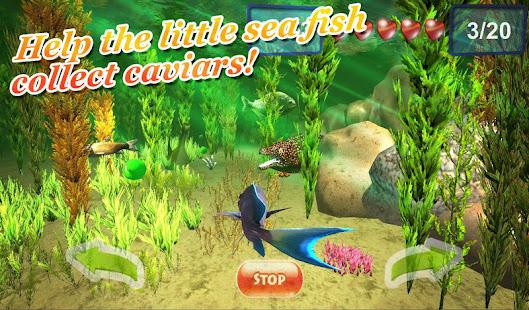 Underwater world. Adventure 3D 1.10 screenshots 2