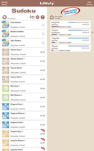 Conceptis Sudoku screenshots 10