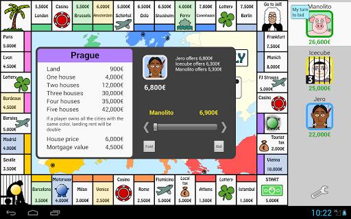 Europoly screenshots 22