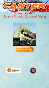 Image For Mod Truck Canter Sujama Versi 1.0 4