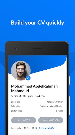 Bayt.com Job Search  screenshots 3
