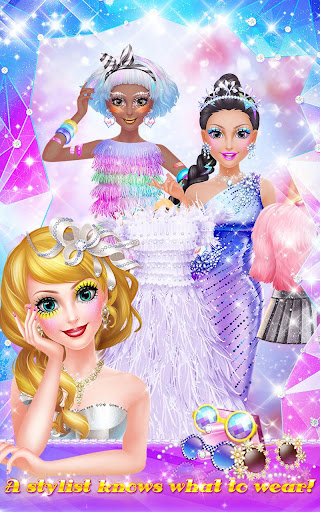 Superstar Makeup Party screenshots 4