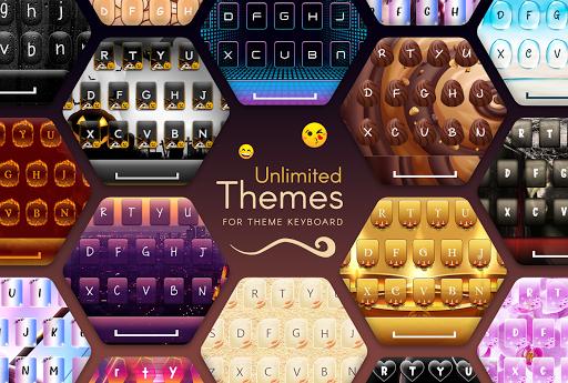 My Photo Keyboard - Picture keypad with Emoji, Led 5.7 Screenshots 1