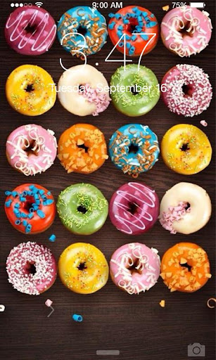 Donut Wallpaper For PC Windows (7, 8, 10, 10X) & Mac Computer Image Number- 5