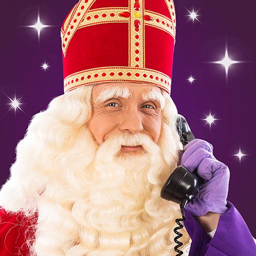 Bellen met Sinterklaas! (simulatie)