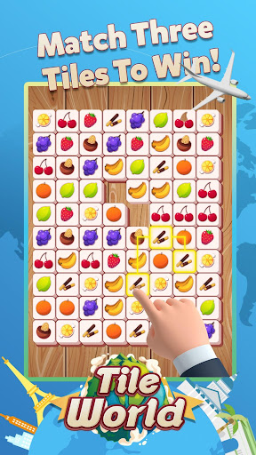 Tile World - Fruit Candy Puzzle  screenshots 1