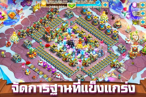 Castle Clash: u0e25u0e35u0e01u0e02u0e31u0e49u0e19u0e40u0e17u0e1e 1.7.4 screenshots 1