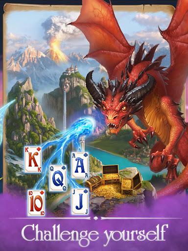 Solitaire Magic Story Best Offline Cards Stories Apkfinish screenshots 9