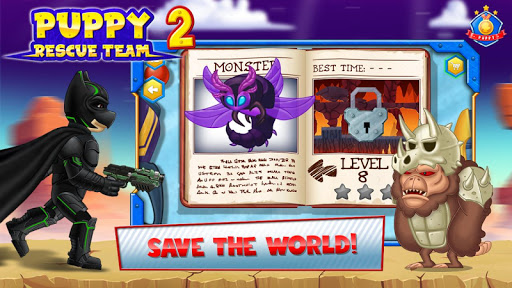 Puppy Rescue Patrol: Adventure Game 2 1.2.4 screenshots 15
