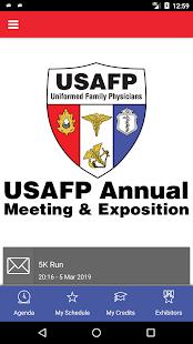 USAFP Annual Meeting & Expo 1.3 screenshots 1