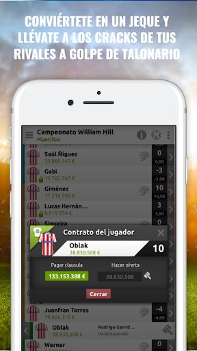 futmondo - Soccer Manager  screenshots 5