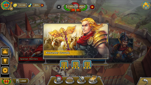 European War 5:Empire - Civilization Strategy Game  screenshots 3