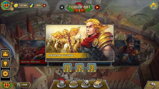 European War 5:Empire – Civilization Strategy Game 1.6.4 3