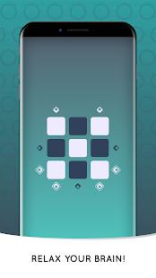 Zen Squares - Minimalist Puzzle Game