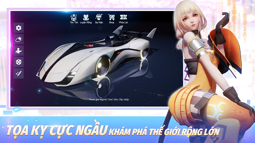 Dragon raja-Long tu1ed9c huyu1ec5n tu01b0u1edfng  screenshots 11