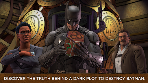 Batman: The Enemy Within 0.12 Screenshots 5