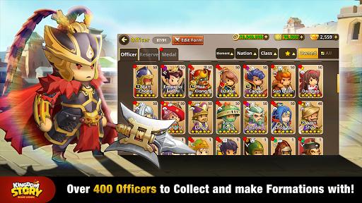 Kingdom Story: Brave Legion 2.58.1.KG screenshots 17
