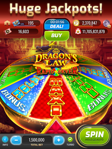 my KONAMI Slots - Casino Games & Fun Slot Machines screenshots 3