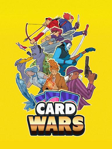 Card Wars: Battle Royale CCG Lockdown brawl  screenshots 2