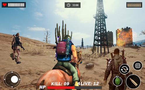 Battle Survival Desert Shooting Game 5 APK screenshots 9