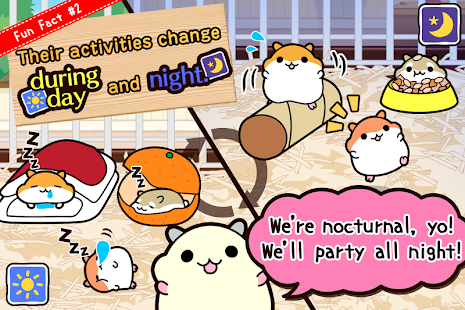 hamster collection Screenshot