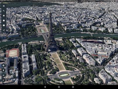 Google Earth APK **2021** 6