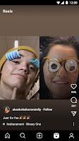 screenshot of Instagram Lite