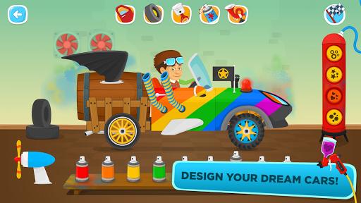 Garage Master - fun car game for kids & toddlers  screenshots 2