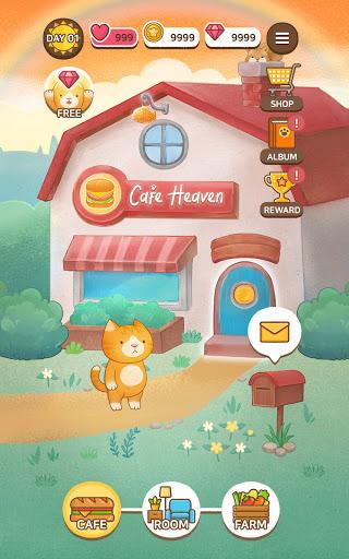 Cafe Heaven : Cat's Sandwiches 1.1.9 screenshots 16