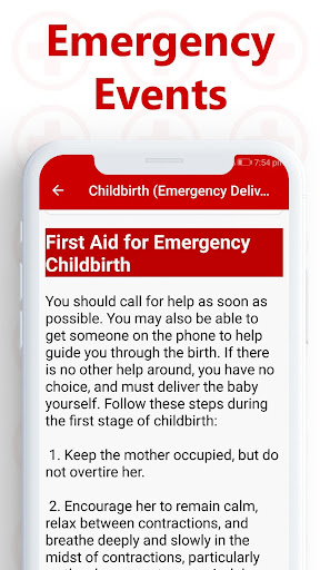 First Aid and Emergency Techniques 1.0.7 Screenshots 2