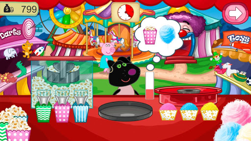 Cafe Mania: Kids Cooking Games 1.2.1 screenshots 11
