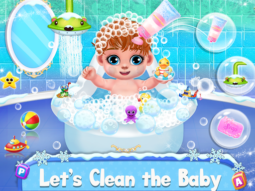 Ice Princess Pregnant Mom and Baby Care Games 0.16 Screenshots 9