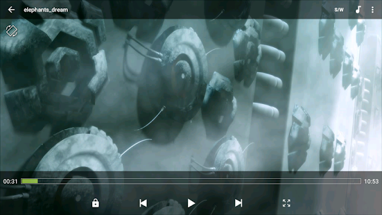 Скриншот №1 к MX Player Pro