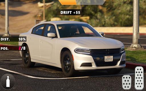 Mustang Dodge Charger: City Car Driving & Stunts  Screenshots 1