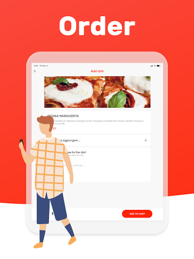 Foodracers: food delivery apktram screenshots 13