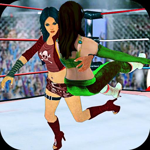 Baixar Superstar Girl Wrestling Ring Fight Mania 2019 para Android