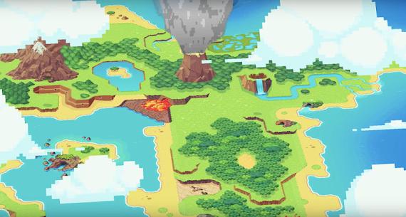 Tinker Island MOD APK (Unlimited Gems) 5