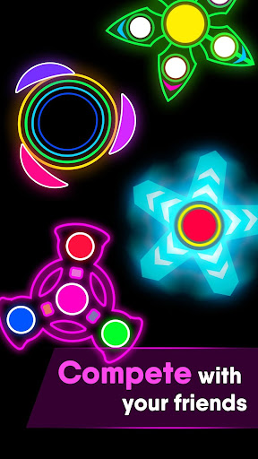 Draw Finger Spinner 1.1.5 screenshots 4