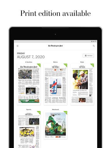 The Washington Post 5.6.0 Screenshots 23
