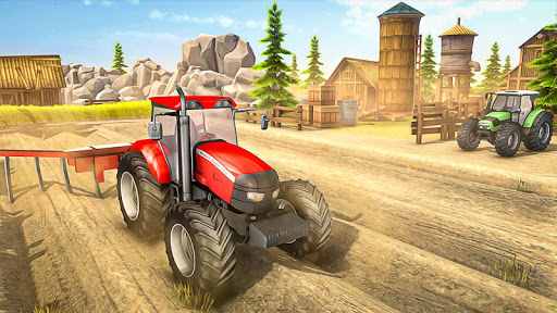 Farmland Tractor Farming - New Tractor Games 2021  screenshots 3