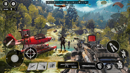 FPS Commando Shooting Games: Critical 3D Gun Games apktram screenshots 4
